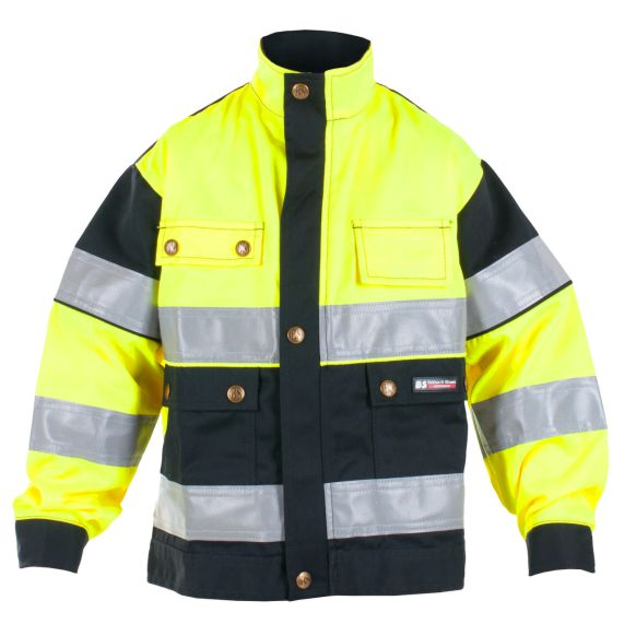 1a98b92a Arbeidsjakke HighVis til barn - 012410738 - Rp Profil as